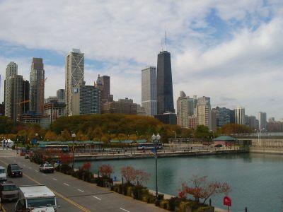 Sky line Chicago